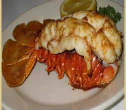 Cold Water Lobster Tail Gift Package ☐ (6) 5-6 oz Cold Water Lobster Tails ☐ (6) Lobster Bibs